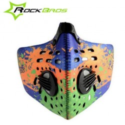 Maska przeciwsmogowa - antysmogowa z filtrem węglowym LF03901 v1