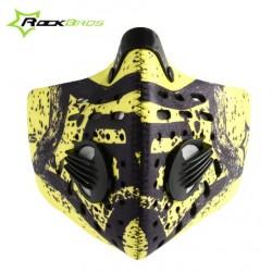 Maska przeciwsmogowa - antysmogowa z filtrem węglowym LF03901 v2