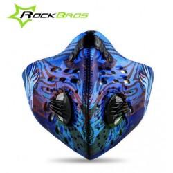 Maska przeciwsmogowa - antysmogowa z filtrem węglowym LF03901 v3