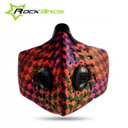 Maska przeciwsmogowa - antysmogowa z filtrem węglowym LF03901 v5