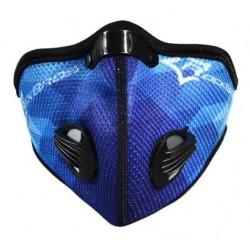Maska antysmogowa z filtrem węglowym LF019BL